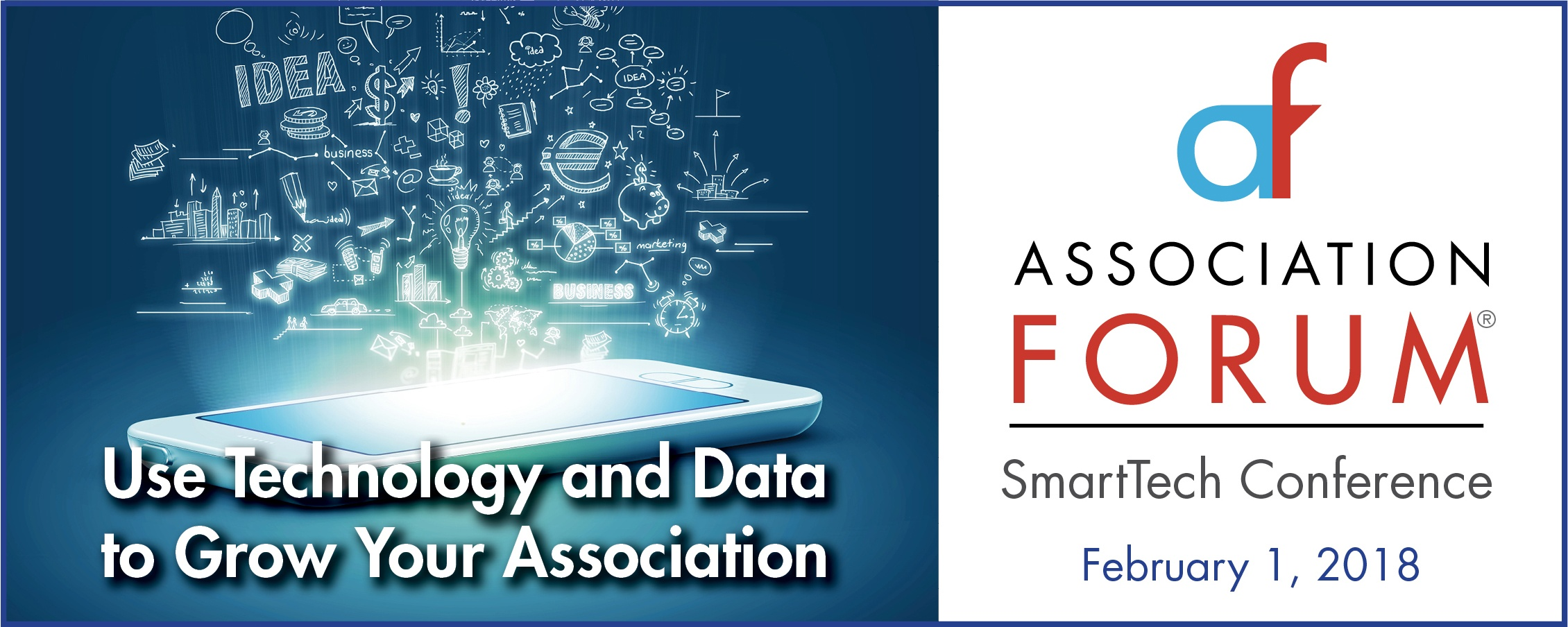 Use Technology and Data to Grow Your Association—Attend the SmartTech Conference