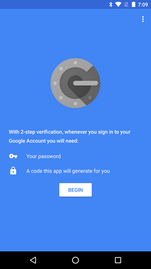 Use Google Authenticator to easily add 2FA to your accounts—protecting your personal and organizational data.