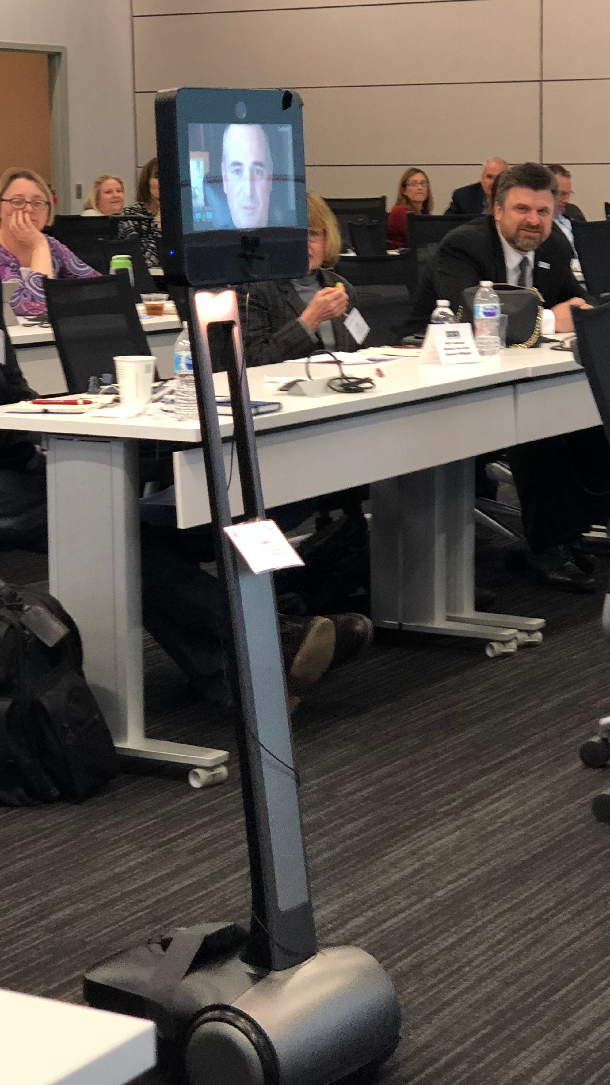 DeLo Beam at SmartTech2018